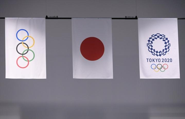 Tokion olympialaisissa on nähty jo kaksi julkista kosintaa - ja myöntävät vastaukset. LEHTIKUVA / VESA MOILANEN