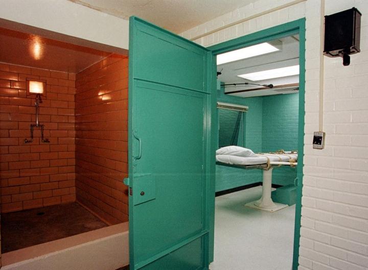 Yhdysvalloissa suurimman osan teloituksista tekevät osavaltiot. LEHTIKUVA/AFP