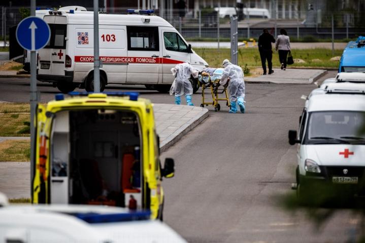 Koronatilanne on pahentunut viime päivinä hälyttäväksi. Lehtikuva/AFP