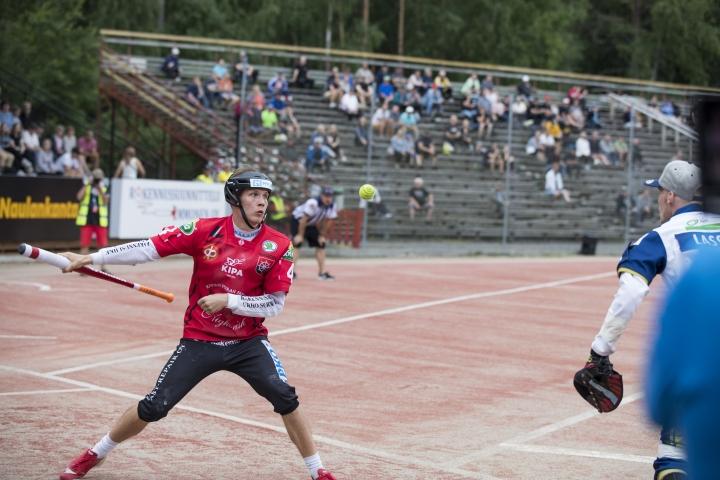 Hannes Pekkinen arkistokuvassa.
