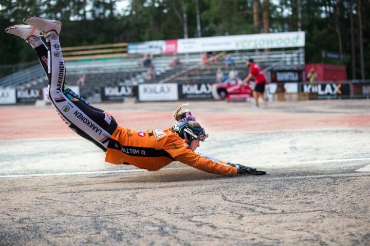 Kirittärien Eeva Mäki-Maukola toi JoMaa vastaan neljä juoksua.
