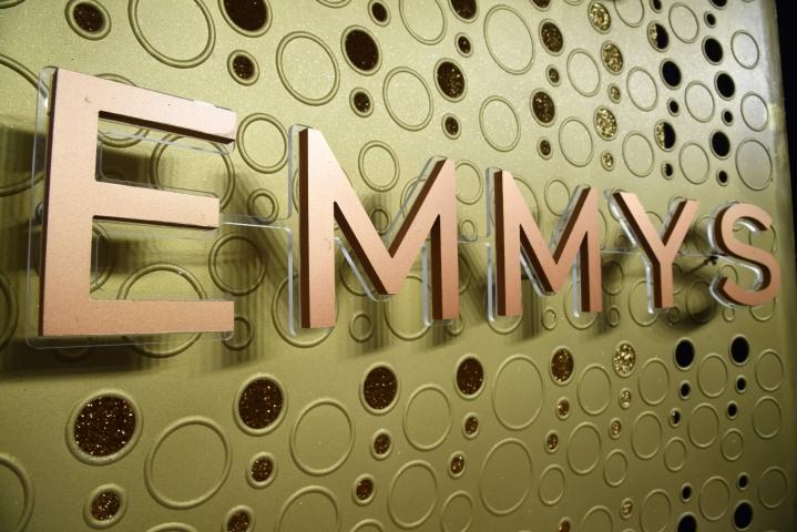 Emmy-palkinnot jaetaan 73. kerran 19. syyskuuta. LEHTIKUVA/AFP