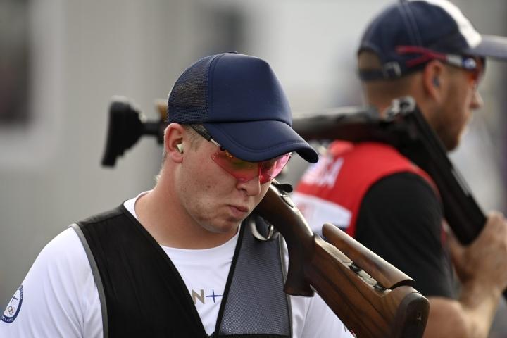 Eetu Kallioinen ylsi neljänneksi Tokion olympialaisissa.