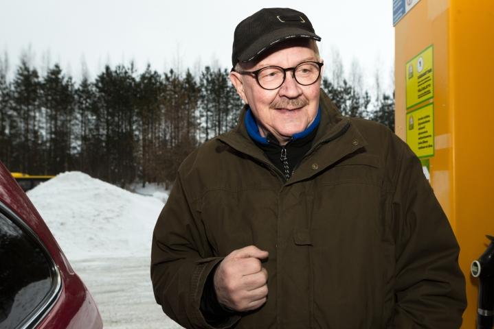 Matti Taponen.