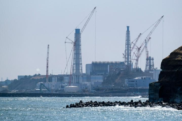 Fukushimassa tapahtui maailman vakavimpiin lukeutuva ydinonnettomuus vuonna 2011. LEHTIKUVA / AFP