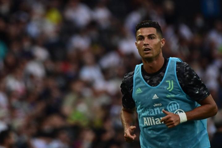 Cristiano Ronaldo siirtyi Juventukseen Real Madridista kesällä 2018. LEHTIKUVA/AFP