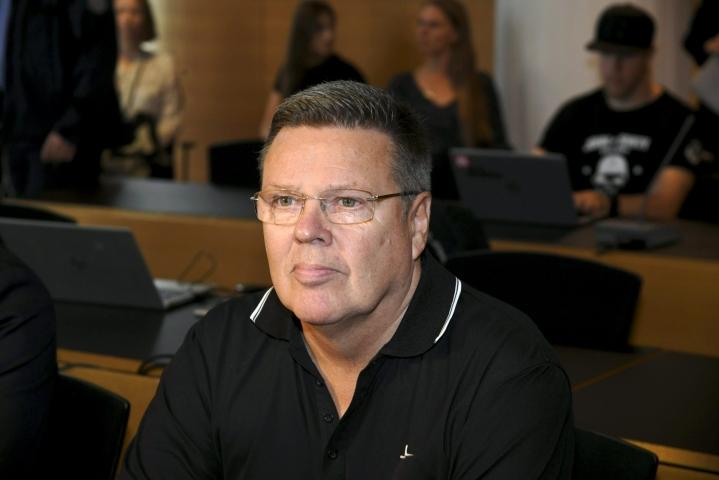 Jari Aarniota ei ole syytetty suoranaisesta osallistumisesta vuonna 2003 tapahtuneeseen veritekoon, vaan hänet tuomittiin murhasta epävarsinaisena laiminlyöntirikoksena. LEHTIKUVA / MARKKU ULANDER