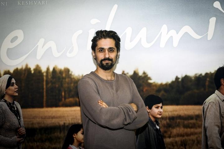 Hamy Ramezanin ohjaama Ensilumi on Suomen ehdokas Pohjoismaiden neuvoston elokuvapalkinnon saajaksi. LEHTIKUVA / EMMI KORHONEN
