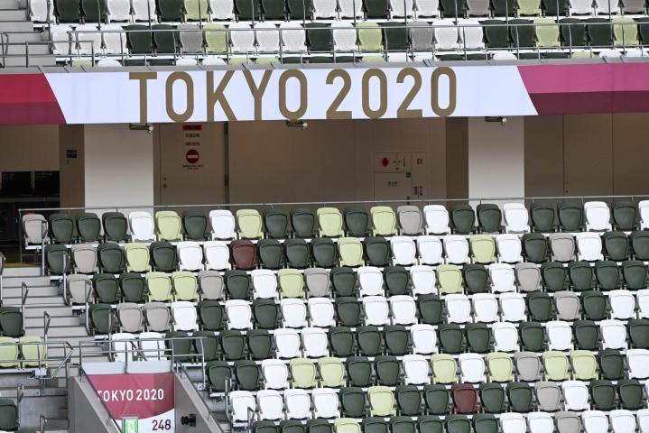 Tokion poikkeuksellisten kesäolympialaisten perussäännöt ovat voimassa miljoonakaupungissa myös pari viikkoa kisojen jälkeen, kun Tokio isännöi kesäparalympialaisia. LEHTIKUVA / Heikki Saukkomaa
