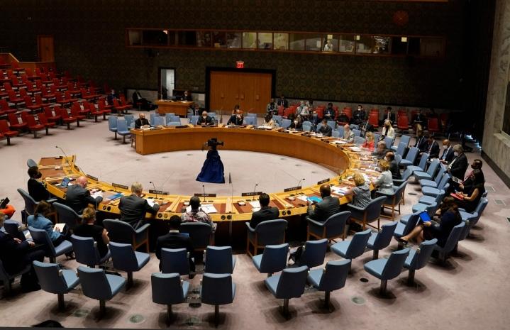 YK kehottaa kaikkia maita kieltämään Afganistanista lähteneiden pakkopalauttamisen maahan. LEHTIKUVA/AFP