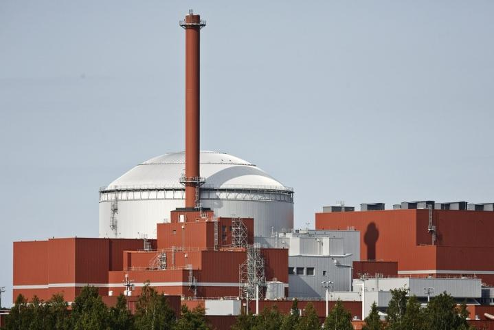 Säännöllinen sähköntuotanto siirtyy kolmella kuukaudella kesäkuuhun 2022. LEHTIKUVA / RONI REKOMAA