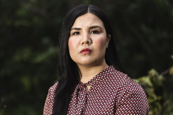 Aziza Hossaini oli viimeksi tiistaiaamuna yhteydessä sukulaisiinsa Afganistanissa. LEHTIKUVA / Roni Rekomaa