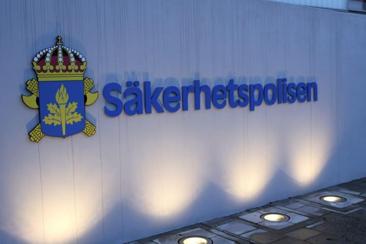Säpon mukaan siviilipuolen vientiteollisuuteen ja tutkimukseen kohdistuva vakoilu on lisääntynyt Ruotsissa. LEHTIKUVA / HANDOUT