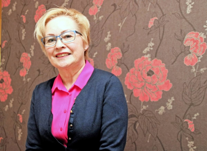Sinikka Musikka toimii Kiteen kaupunginhallituksen puheenjohtajana alkaneella valtuustokaudella.