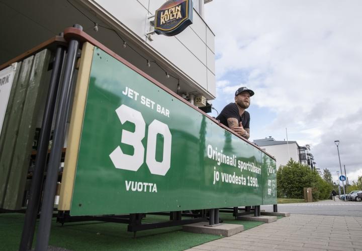 Pasi Hämäläinen osti Jet Setin liiketoiminnan yhdessä Jonne Soinisen kanssa toukokuussa.