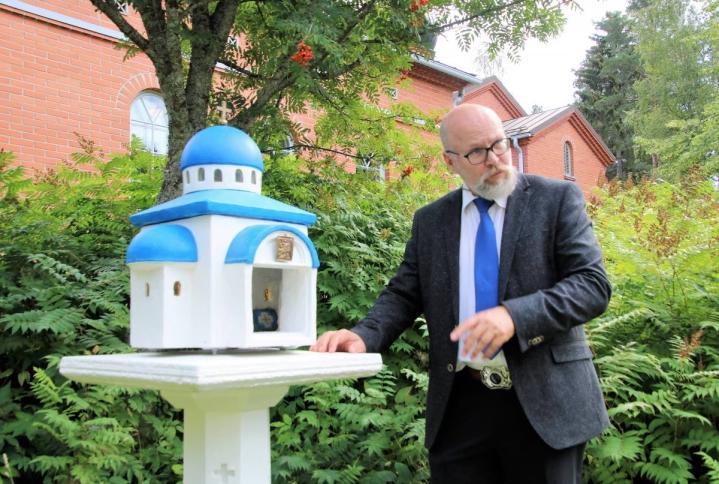 Kiteeläinen Markku Ylönen on sinnikkäästi pitänyt esillä kotiseutunsa karjalaista historiaa 1600-lukua edeltävältä ajalta. Viimeaikaiset arkeologiset löydöt tuovat tälle lisävalaistusta.