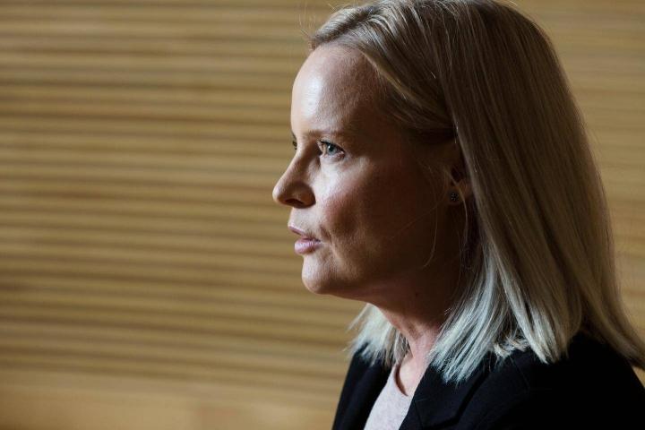 Riikka Purra arvioi, että äitinsä olisi hyvin monista poliittisista kysymyksistä hänen kanssaan samaa mieltä.