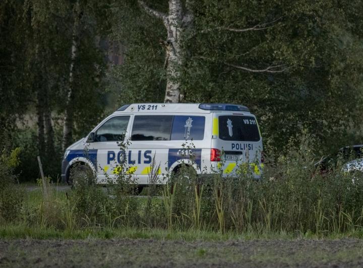 Poliisia ammuttiin Ruskolla kotitehtävän yhteydessä maanantai-iltana.