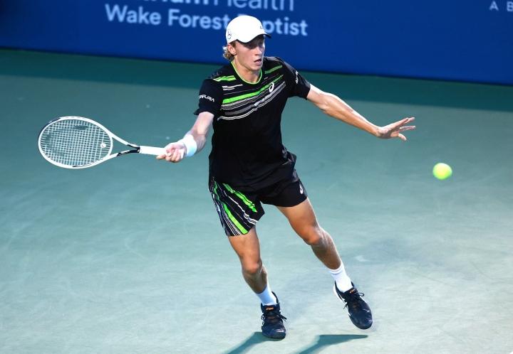 Emil Ruusuvuoren pelit jatkuvat 2. kierroksella Yhdysvaltain avoimissa. LEHTIKUVA/AFP