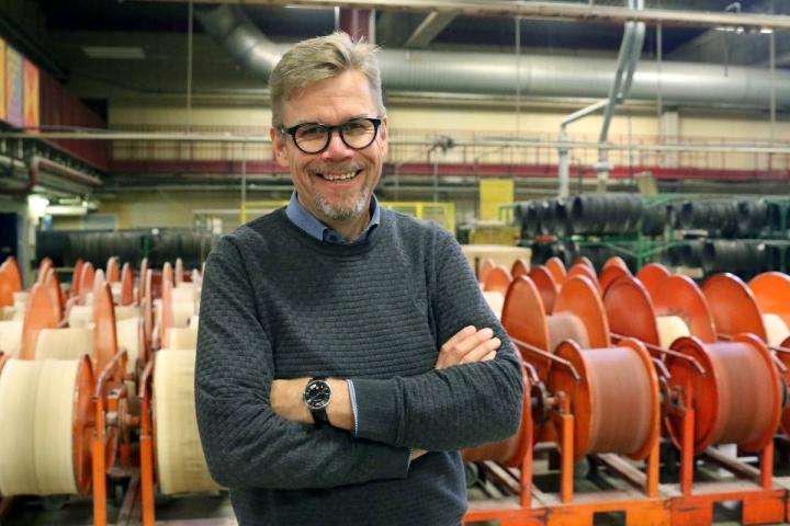 Timo Väänänen.