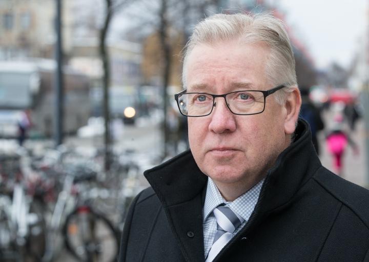 LähiTapiola Idän toimitusjohtaja Juha Mäkinen arkistokuvassa.