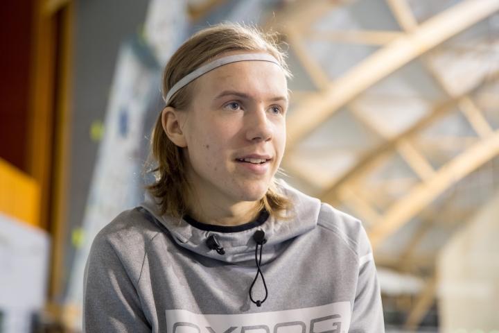 Joensuulaislähtöinen hyökkääjä Tatu Havula tavoittelee maailmanmestaruutta Tshekissä pidettävissä alle 19-vuotiaiden MM-kisoissa.