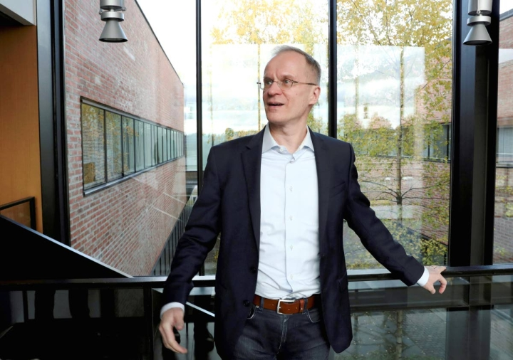 Itä-Suomen yliopiston akateeminen rehtori Tapio Määttä vakuuttaa, että opiskelijoiden hyvinvointi on yliopistollekin erittäin tärkeä asia.