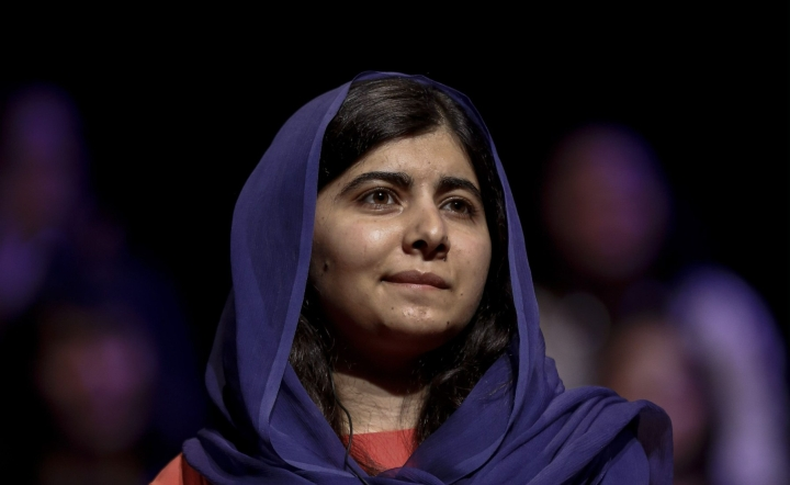 Taleban ampui Yousafzaita vuonna 2012. Lehtikuva/AFP