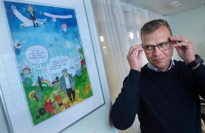 Kokoomuksen puheenjohtaja Petteri Orpo tyrmää perussuomalaisten maahanmuuttolinjan, muttei hallitusyhteistyön mahdollisuutta.