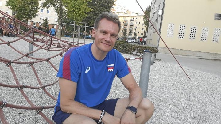 Tuomas Sammelvuo on viihtynyt Venäjän maajoukkueen väreissä erinomaisesti.
