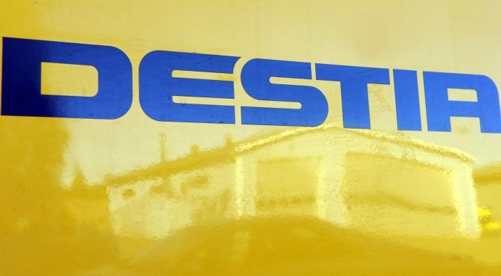 Destian liikevaihto oli viime vuonna noin 564 miljoonaa euroa ja se työllisti yli 1600 ihmistä. LEHTIKUVA / Marja Airio