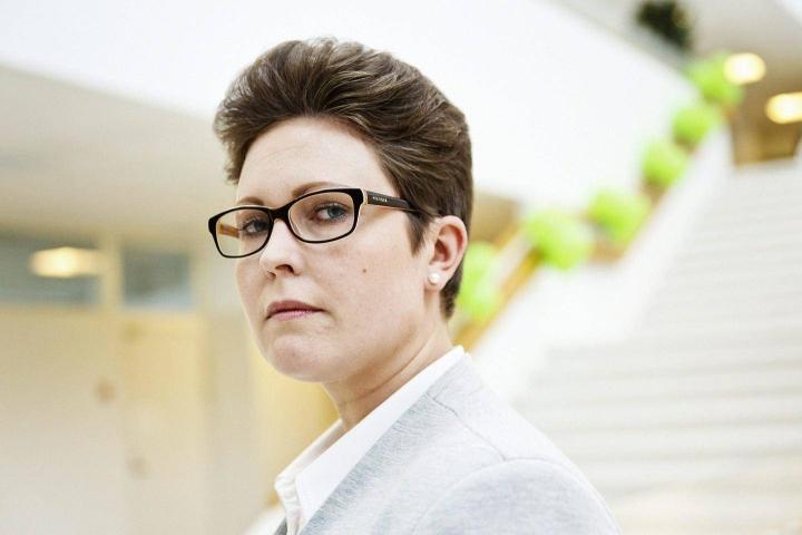 Vihreiden perinne on se, että vastuuta halutaan antaa uusille kasvoille, kertoo Jenni Karimäki.