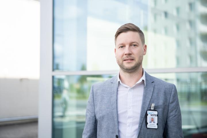 Aster-projektin hankejohtaja Samu Kuosmanen toivoo vastakkainasettelun sijasta rakentavaa lähestymistapaa.