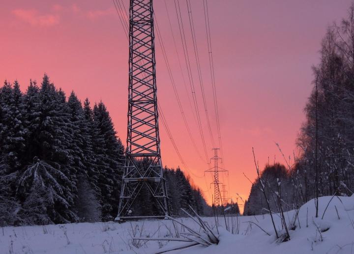 Kuluttajien on syytä varautua tulevana talvena suuriin sähkölaskuihin. Lehtikuva / Ritva Siltalahti