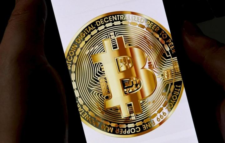Kryptovaluutta bitcoinin louhinta aiheuttaa huomattavan määrän elektroniikkajätettä, ilmenee tuoreesta tutkimuksesta. LEHTIKUVA / Jussi Nukari