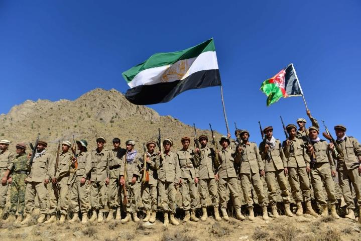 Alueella perustettu vastarintaliike on kertonut pyrkivänsä luomaan alueelle oman hallinnon. LEHTIKUVA / AFP