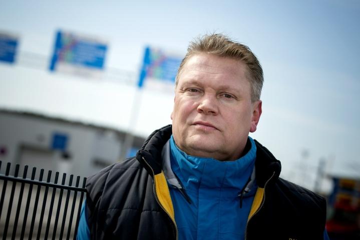Päävalmentaja Pekka Virran mukaan SaiPalla on töitä edessä. LEHTIKUVA / Roni Lehti