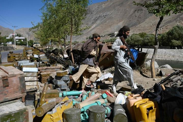 Taleban on toistuvasti luvannut kunnioittaa afganistanilaisten ihmisoikeuksia. LEHTIKUVA/AFP