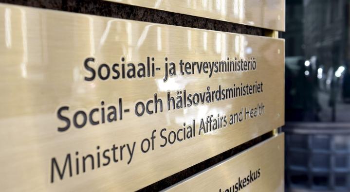 Sosiaali- ja terveysministeriön mukaan kunnallisen ja yksityisen sektorin eläkejärjestelmien yhdistämistä valmistellut työryhmä ei päässyt sopuun hankkeen toteuttamistavasta. LEHTIKUVA / Emmi Korhonen