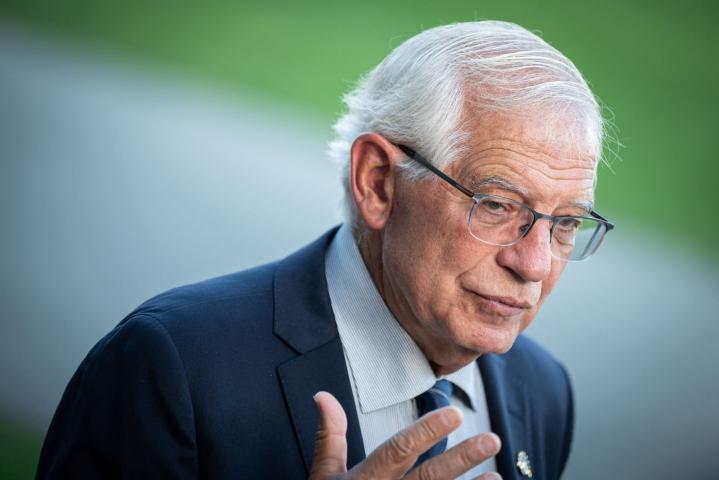 EU-maiden on muodostettava jonkinlainen suhde Talebaniin, sanoo EU:n ulkoasioiden korkea edustaja Josep Borrell. LEHTIKUVA/AFP