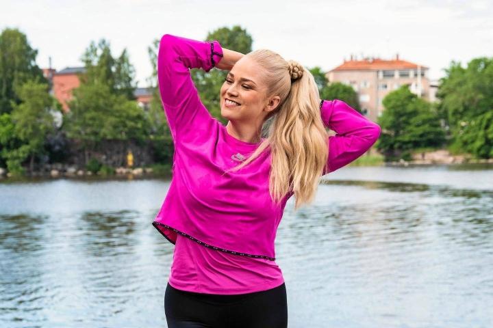 Olet mitä syöt: Pippa Laukka. MTV3 klo 20.00.