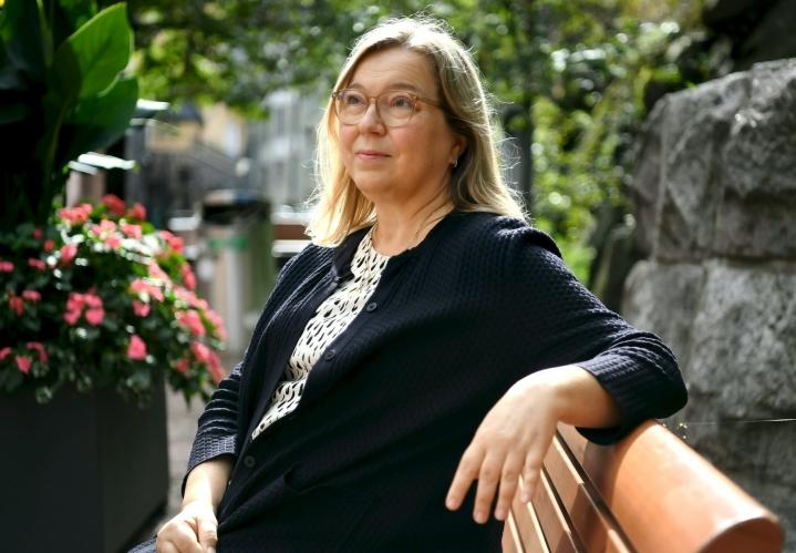Suomen kansainvälisten ilmastoneuvottelujen pääneuvottelija Marjo Nummelin odottaa YK:n tulevalta ilmastokokoukselta selkeitä edistysaskelia ilmastonmuutoksen hillinnässä, sopeutumisessa ja ilmastorahoituksessa. LEHTIKUVA / Silja-Riikka Seppälä