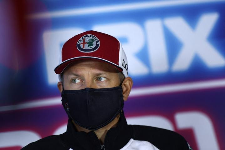 Räikkönen kertoi aiemmin tällä viikolla, että hän päättää formulauransa tähän kauteen. LEHTIKUVA/AFP