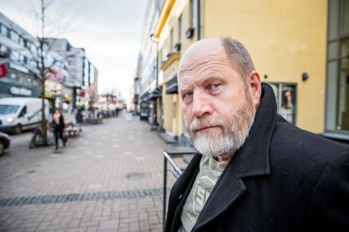 Arkistokuva Markku Pölösestä.