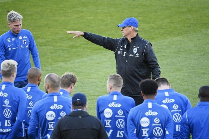 Markku Kanervan valmentama Suomi kohtaa tänään Kazakstanin.