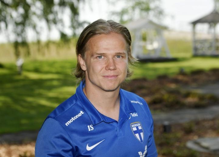 Petteri Forsellin johdolla Inter voitti AC Oulun 4–0 ja nousi sarjataulukossa kolmanneksi. LEHTIKUVA / Markku Ulander