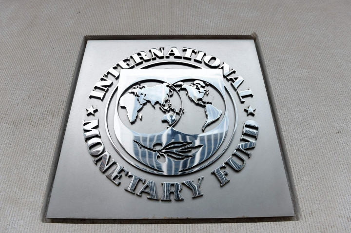Talebanin noustua valtaan IMF ja Maailmanpankki keskeyttivät toimintansa Afganistanissa. LEHTIKUVA/AFP