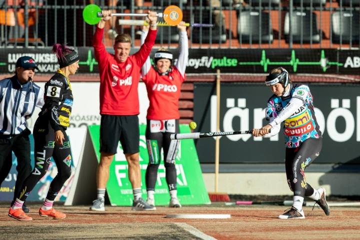 Sampo Nieminen pitää ensi kaudella laikkaa ylhäällä IPV:n miesten joukkueessa.
