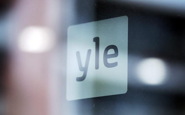 Neljäkymmentä julkisen palvelun yhtiötä on allekirjoittanut julkilausuman Yle mukaan lukien.  LEHTIKUVA / Emmi Korhonen