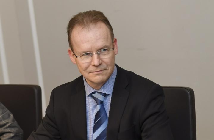 Teknologiateollisuuden uuden työnantajayhdistyksen jäsenten joukossa on Jarkko Ruohoniemen mukaan sekä suuria että pieniä yrityksiä kaikilta toimialoilta. LEHTIKUVA / Vesa Moilanen